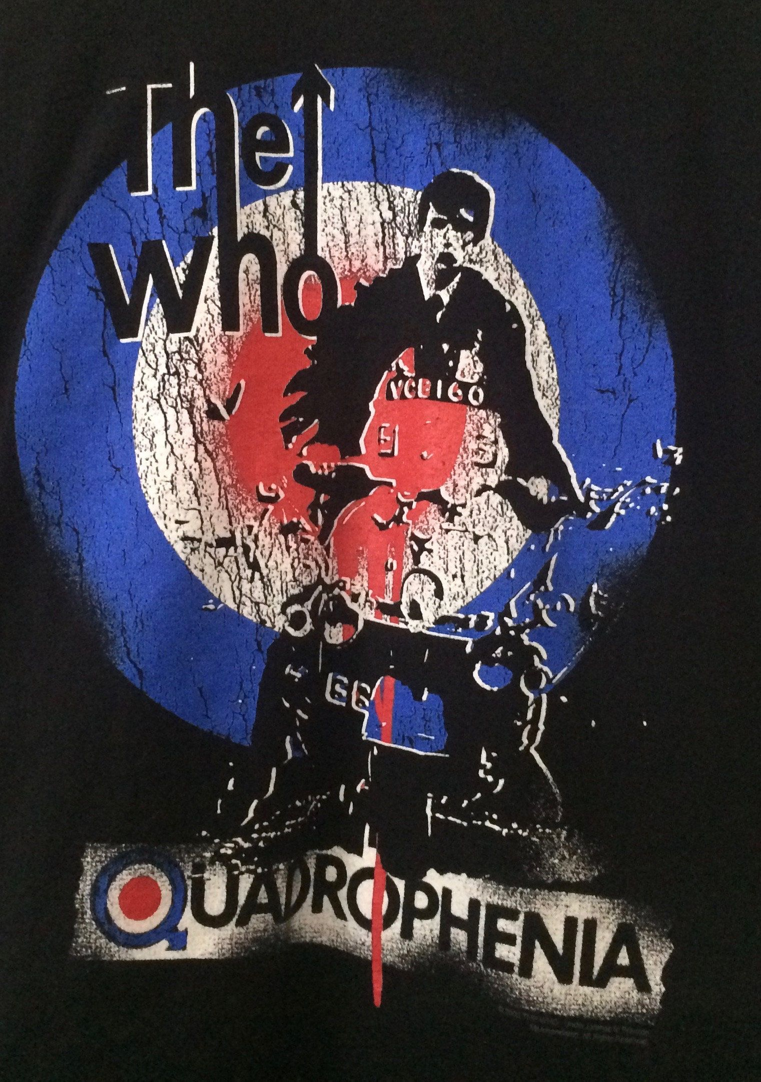 Classic Rock T Shirts Quadrophenia Mod Ska The Etsy In 2020 Band Wallpapers The Who Band Rock Band Posters