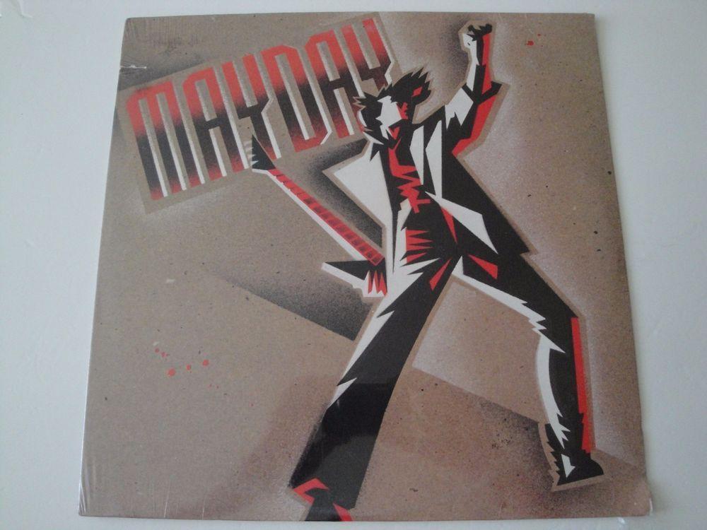 MAYDAY SELF TITLED NEW MINT SEALED VINYL LP 1981 A & M RECORDS SP 4873 #1970s1980sPopRockSoftRock