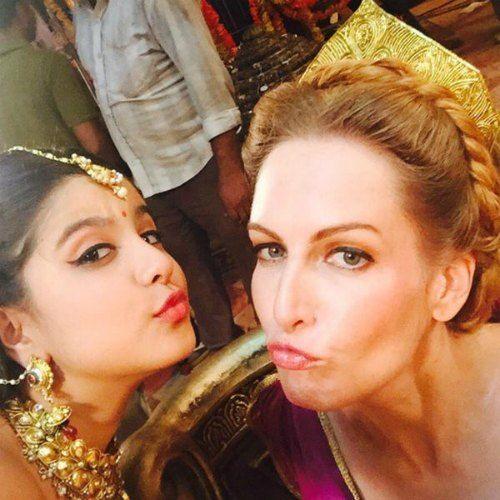 Ahankara In Ashoka Serial Tv Actors It Cast Celebrities