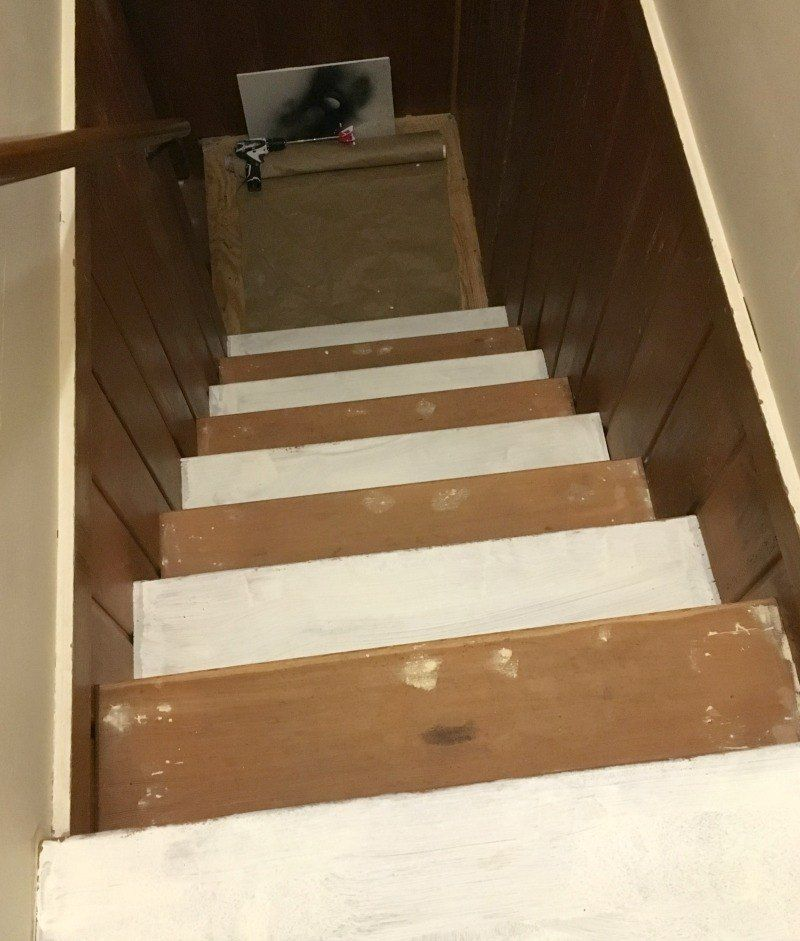 Best Changing Stairs From Carpet To Paint 400 x 300