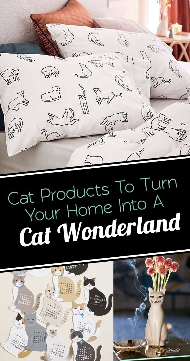 38 Pawsome Things Your Home Absolutely Needs If You Love Cats