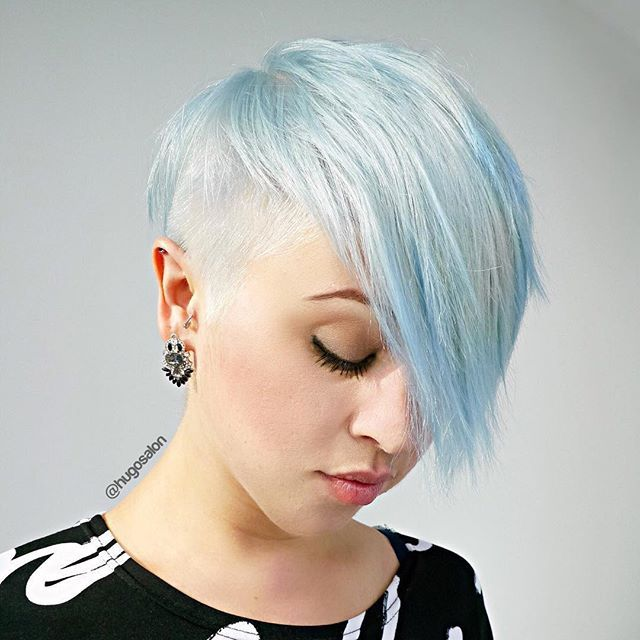 Pin On Blue Turquoise And Teal Hair Nails And Makeup