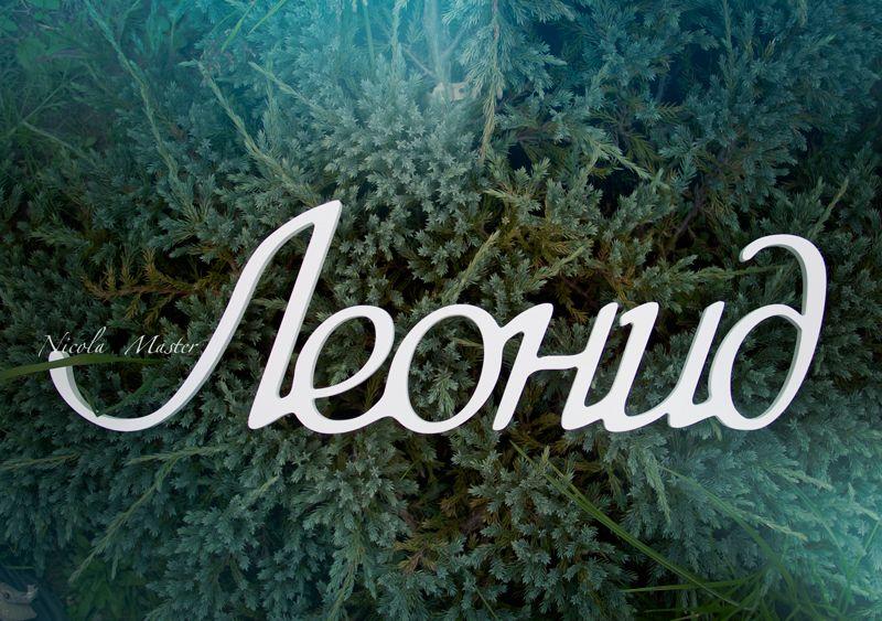 Картинка с именем леонид, ангелочков