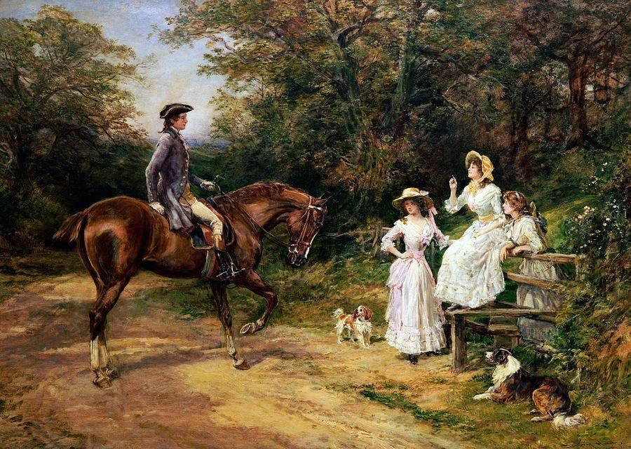 английские художники картинки нём жила основоположница
