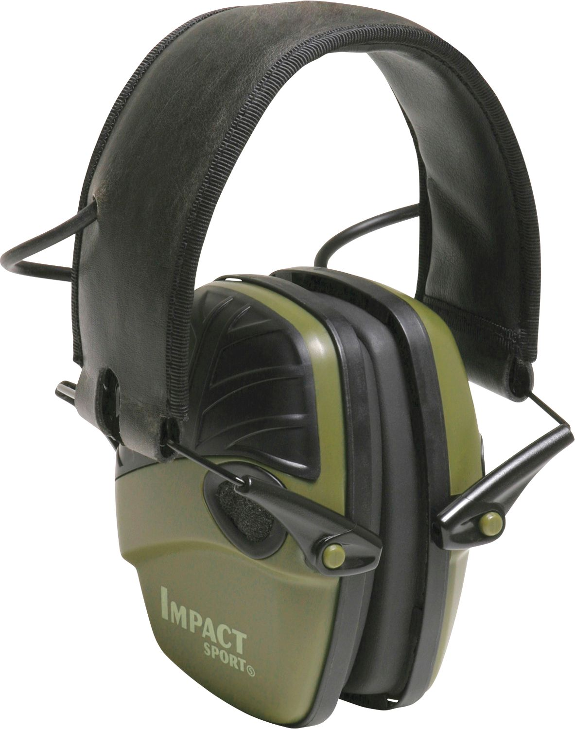 Howard Leight Impact Sport Sound Amplification Earmuff in