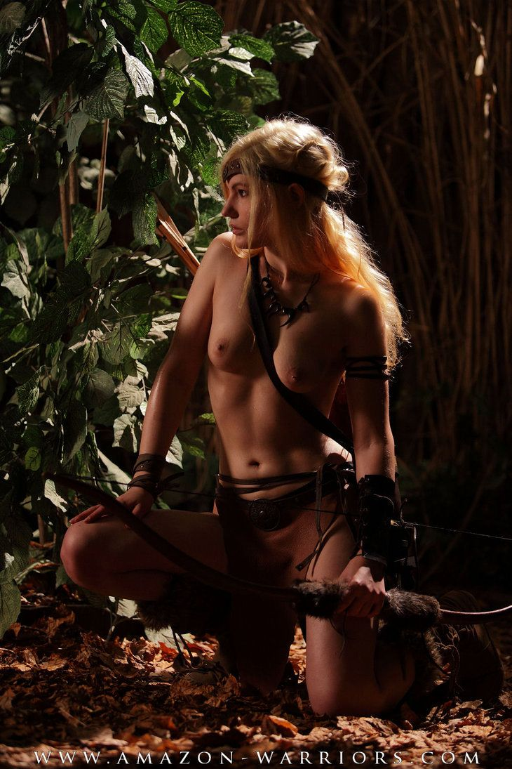 100 Images of Amazon Warriors Arrowed