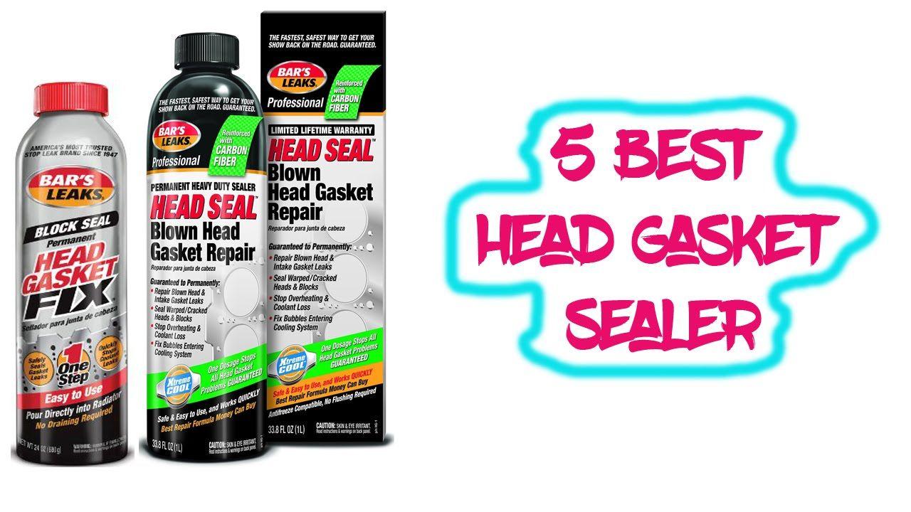Head Gasket Sealer Review | 5 Best Head Gasket Sealer ...