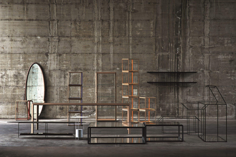 MOLTENI & C. | Collezione Grado° 45° | Vetrina Vetrina, design by Ron Gilad (2013)