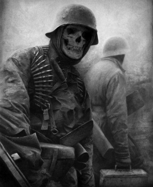 War.Murder. #ancestors