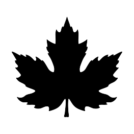 Nature Silhouettes Page 2 Leaf Stencil Leaf Silhouette Silhouette Art
