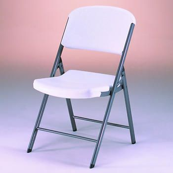 Lifetime Folding Chairs White Or Beige 4 Pack Folding Chair Chair Fold Up Chairs