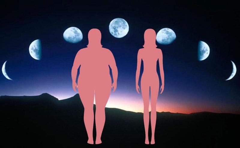Лунная диета для женщин
