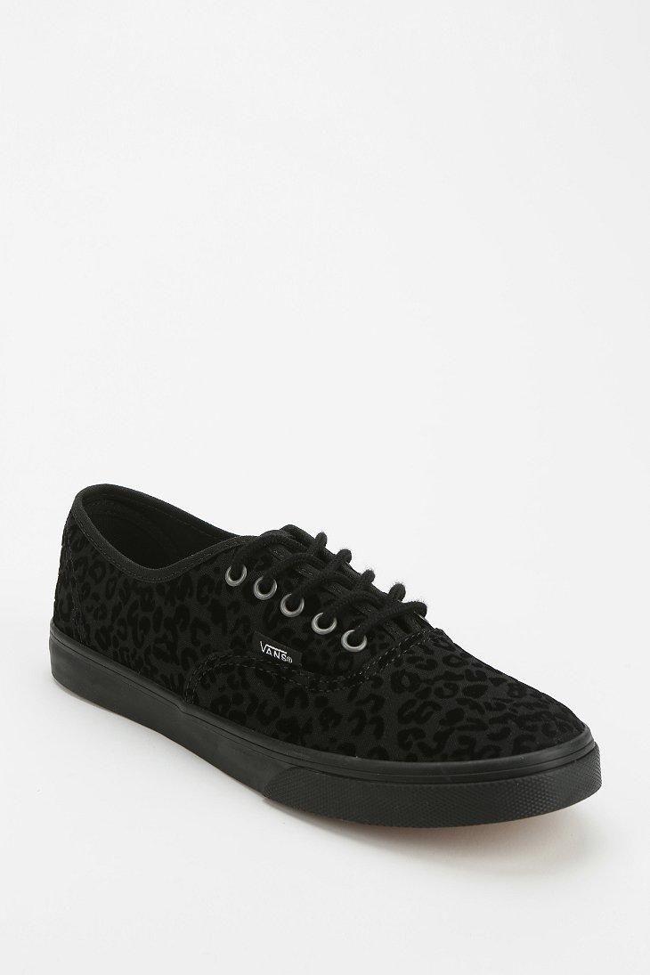 448fe698a45 Vans Authentic Lo Pro Cheetah Women s Low-Top Sneaker  urbanoutfitters