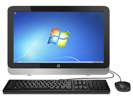 Hp Official Store All In One Pc Quad All In One