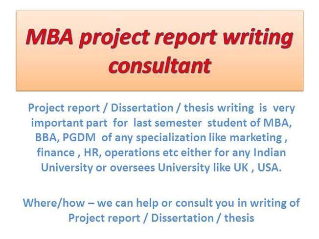 mba project report writing consultant authorstream Bu Tarz Benim