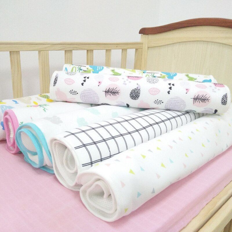 Cute Baby Changing Mat Infants Portable Foldable Washable Waterproof Mattress Children Game Floor Mats Cushion Reu Baby Changing Mat Baby Changing Changing Mat