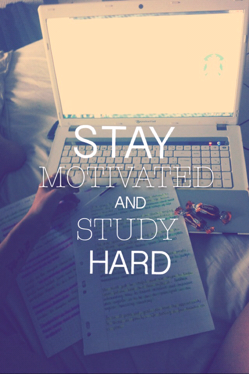 how to study well motivation