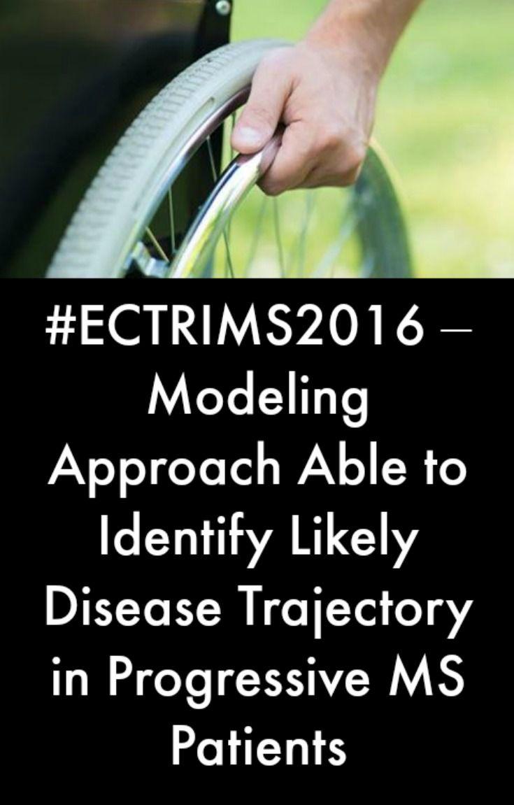 ECTRIMS2016 - PPMS Patients' Likely Disease Trajectory Seen in Model