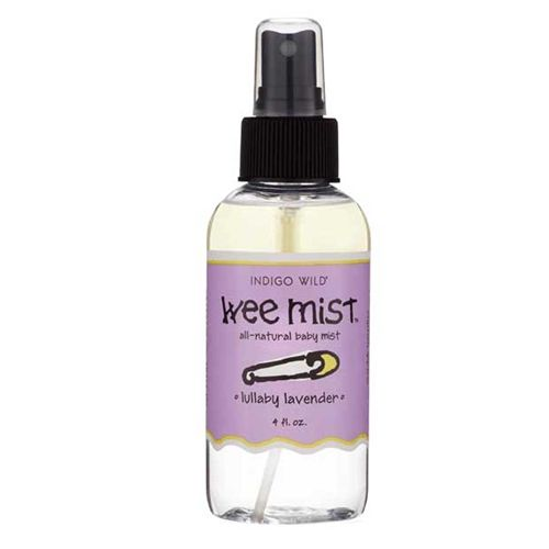 Nursery Aromatherapy Spray Wee Mist Lullaby Lavender With