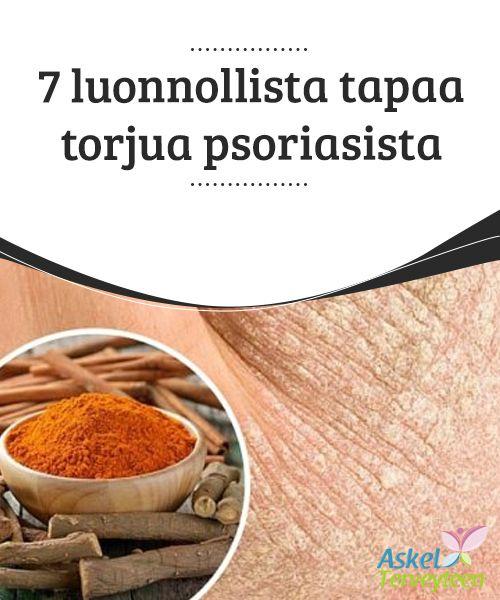 7 luonnollista tapaa torjua psoriasista  Jos sinulla on #psoriasis, #ihossasi on liikaa #myrkyllisiä aineita.  #Luontaishoidot