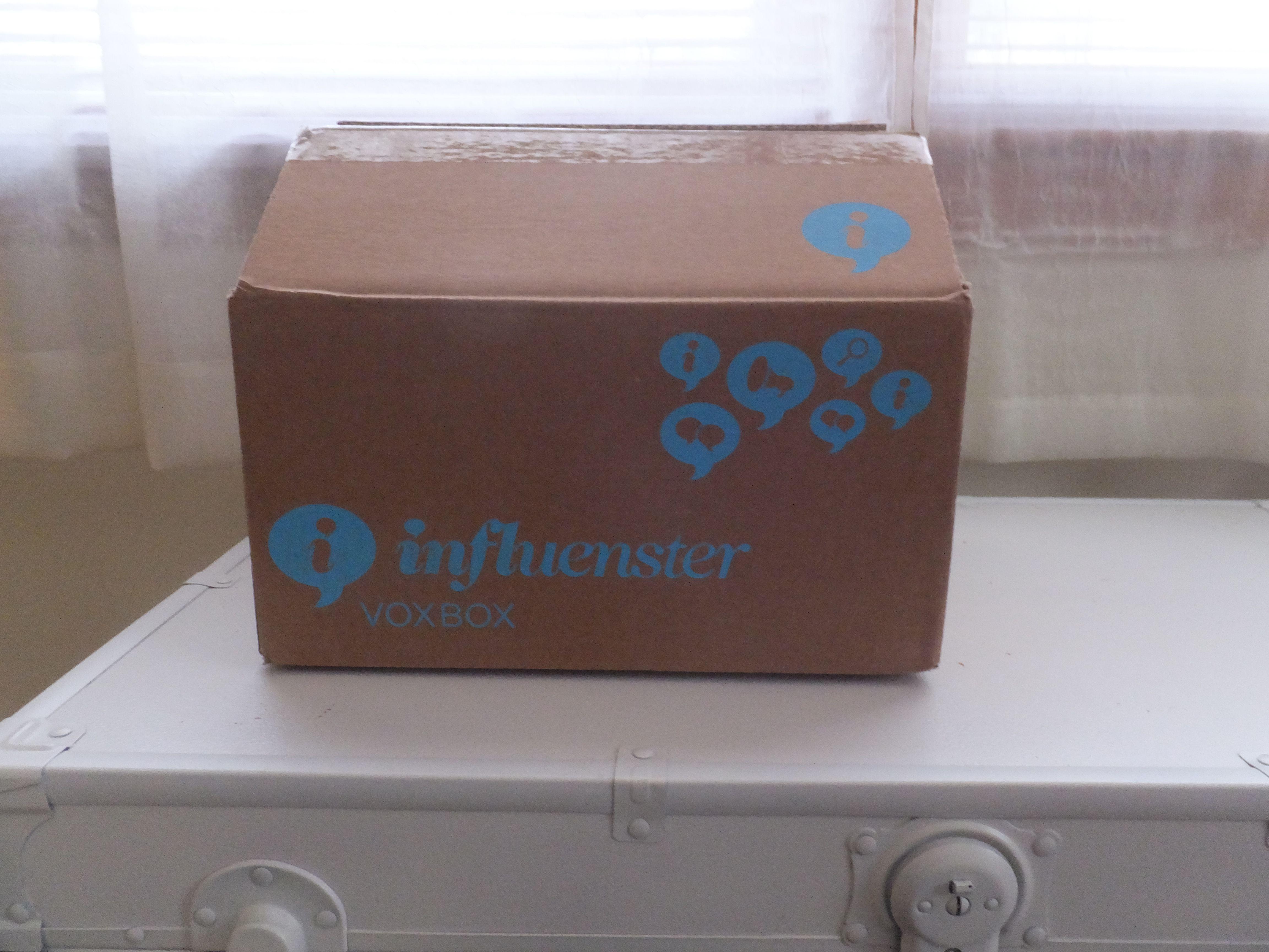 My #GoVoxBox has arrived!