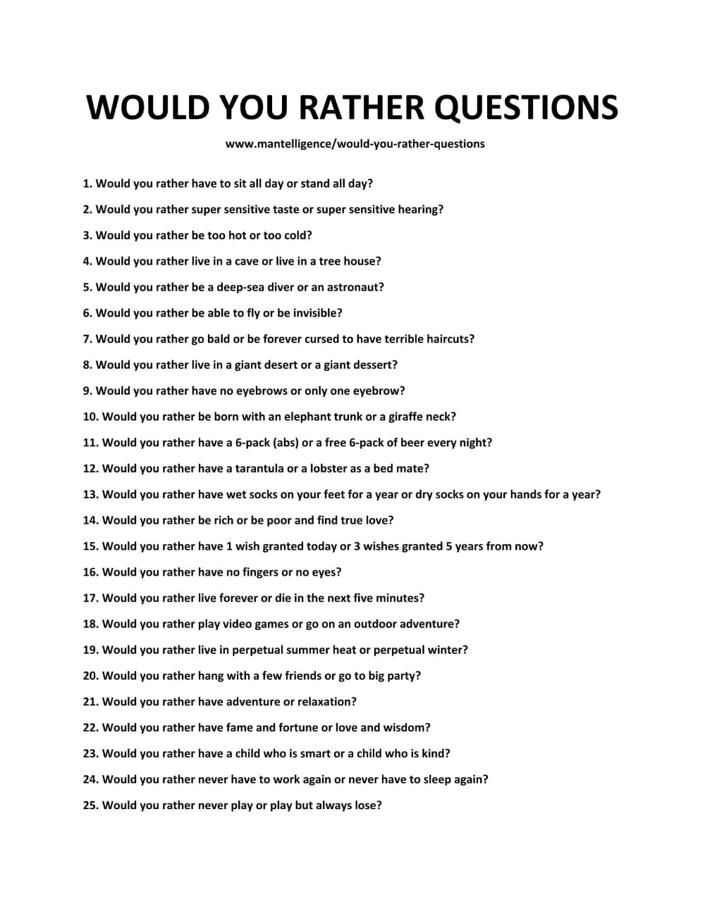 Rather funny you would questions 260 Would