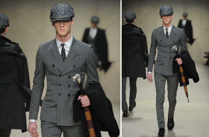 Statement Suits for Your Stylish Groom | Burberry prorsum, Groom ...