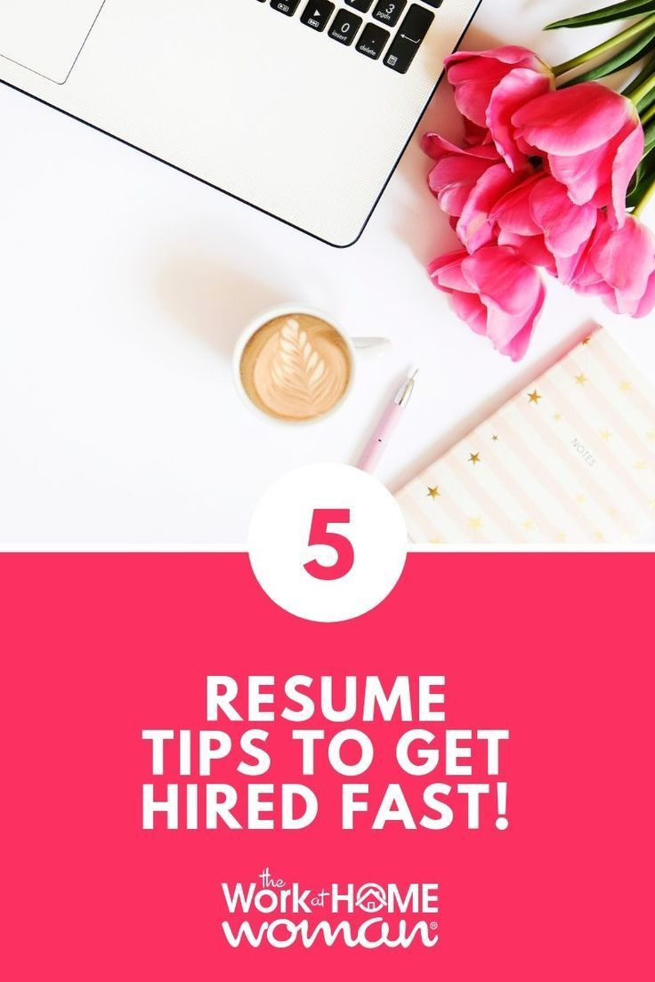 5 Things to Put on Your Resume to Get Hired [Free Resume