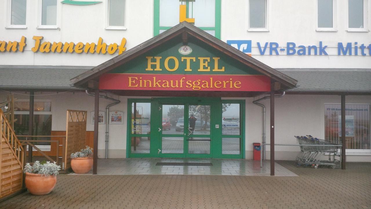 Zellwald Center in Großvoigtsberg, Sachsen