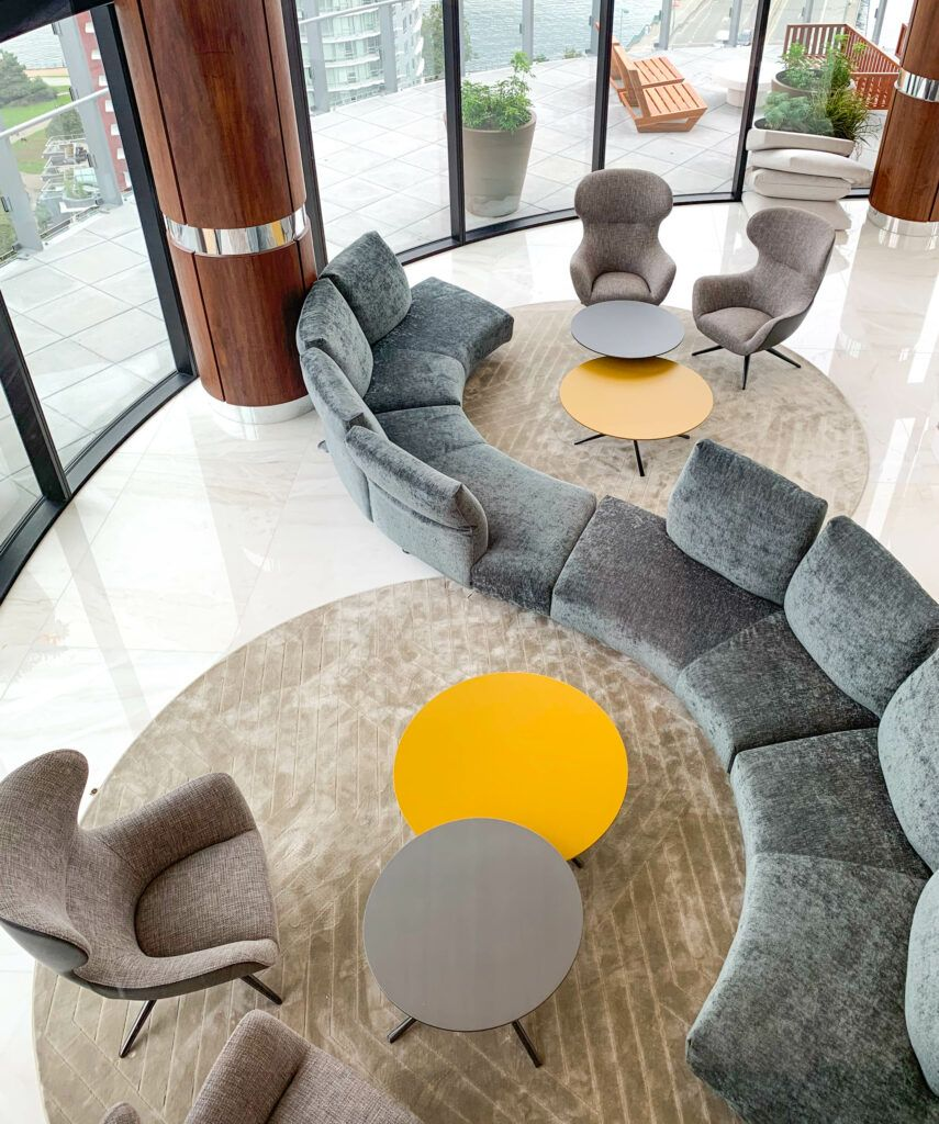 Arc Vancouver Designed By Liv Composition Design Contemporary Furniture Design Design