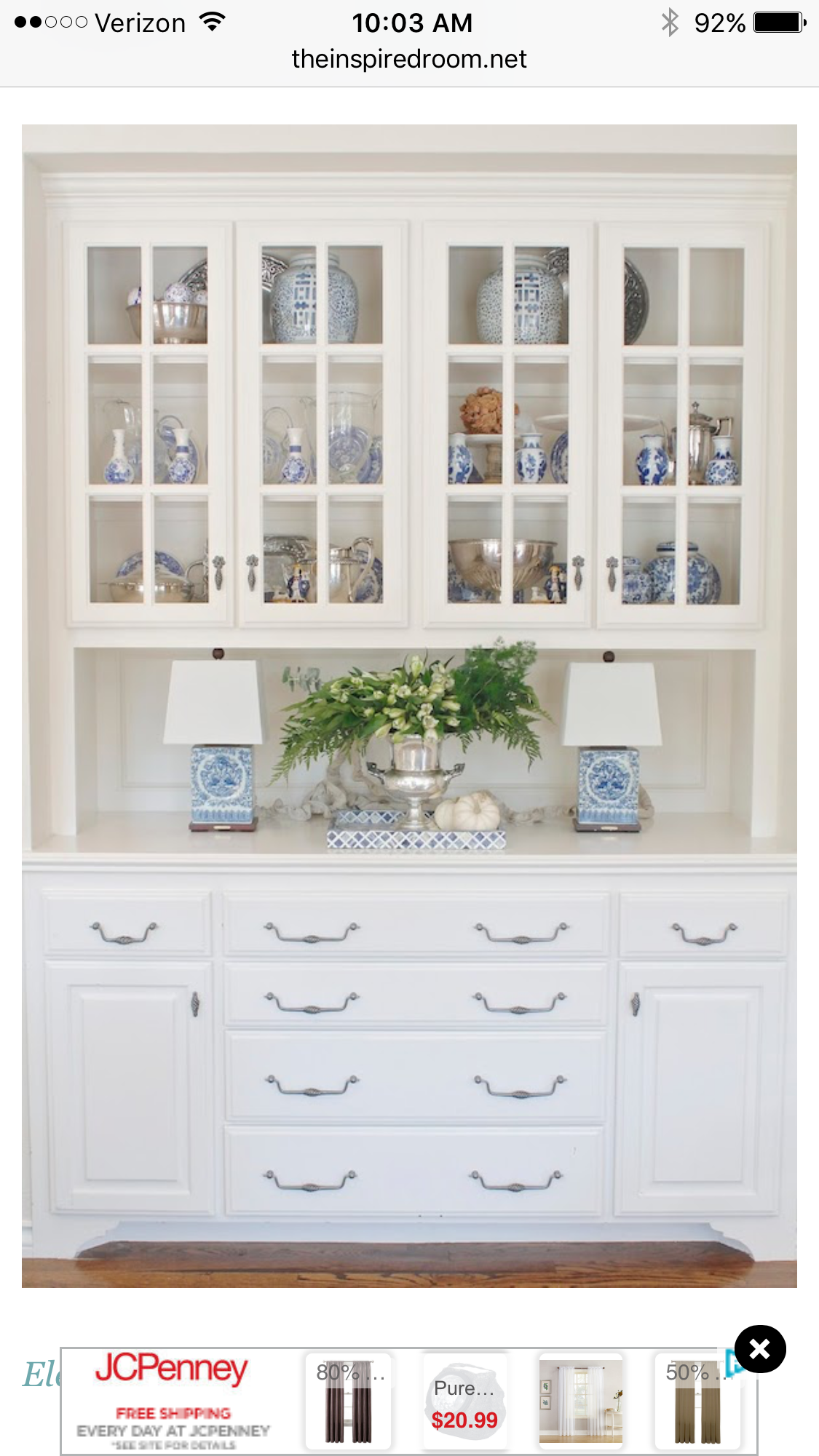 Beautiful Built In Cabinets Dining Storage Dining Room Design Kitchen Inspirations