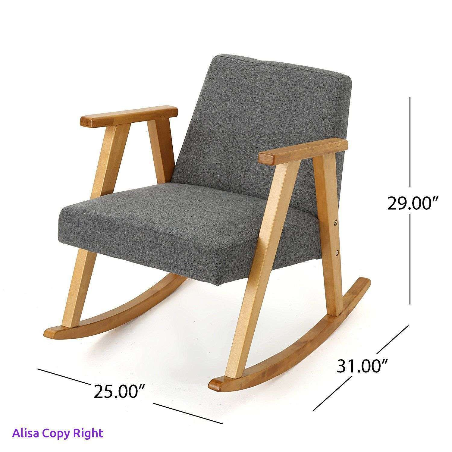 Scandinavian Bedroom Rocking Chair Diy Rocking Chair