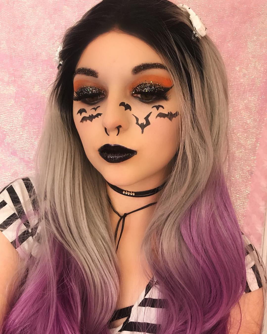 "(chrmille) on Instagram ""Halloween Princess 🖤 My eye"