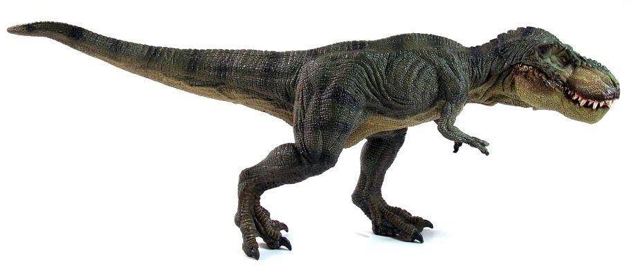 "Tyrannosaurus Rex Dinosaur Action Figures 11/"" Large Realistic Plastic Detailed"
