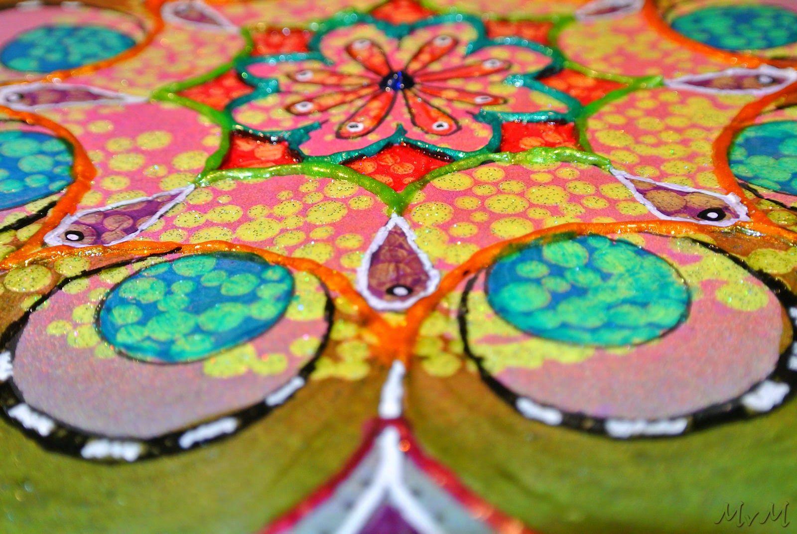 MvM-Scrapdesigns: Mandala.