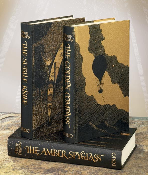 His Dark Materials Trilogy Book