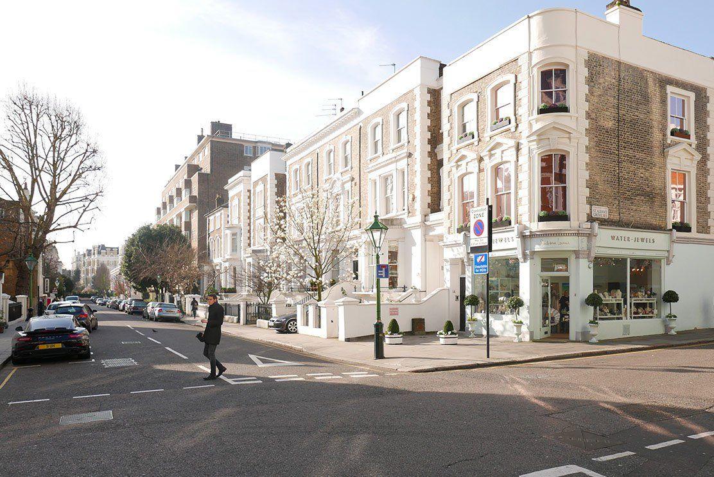 A Pedestrian's Guide to Kensington, London's Royal