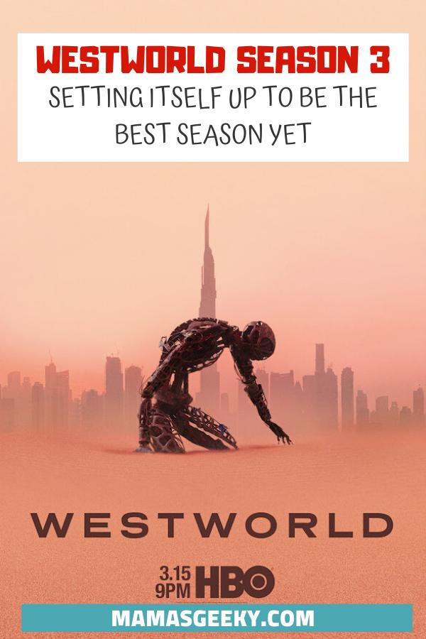 Westworld Season 3 Episode 1 Review Setting Up A Great Season In 2020 Westworld Season Westworld Westworld Season 3