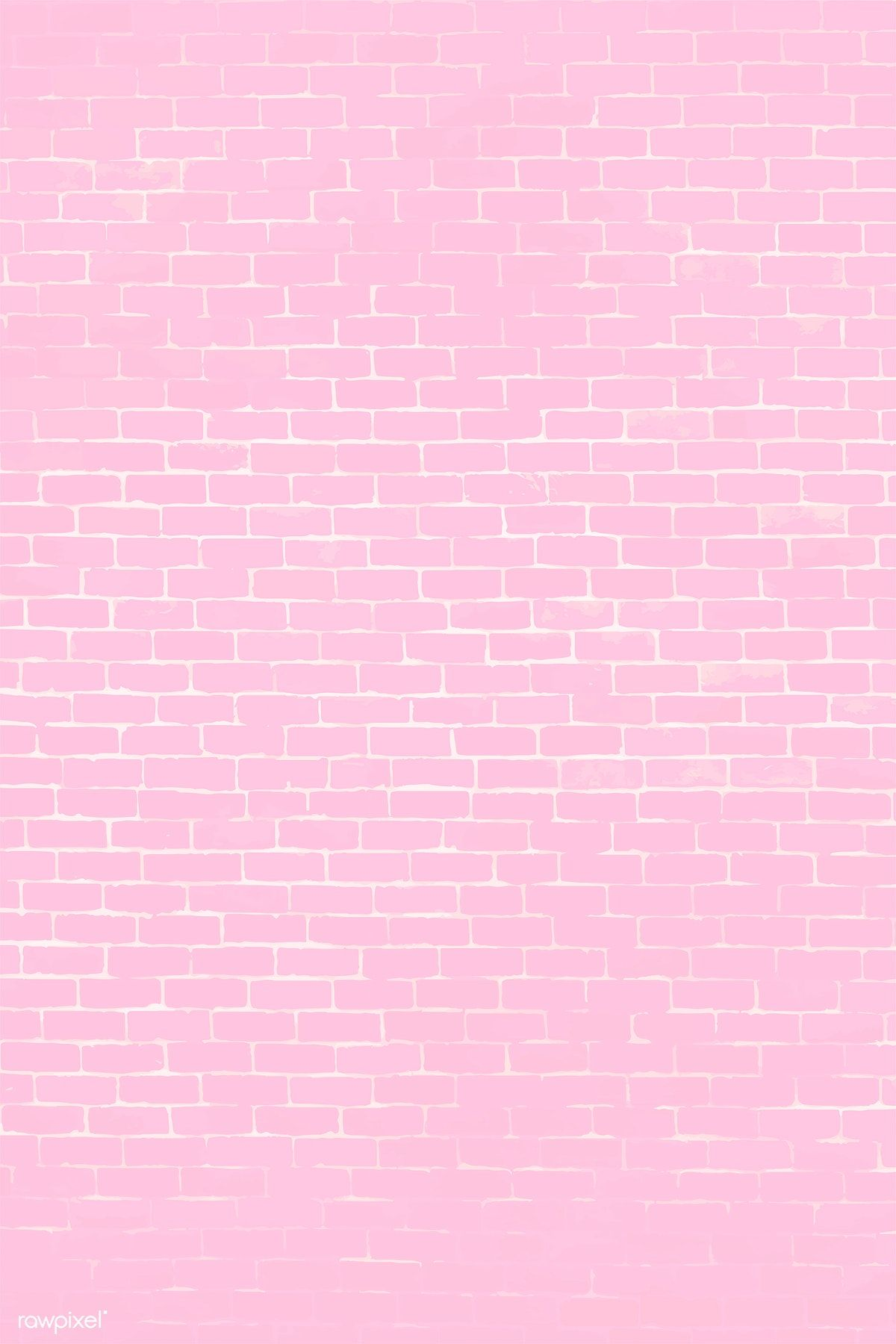 Pastel Pink Brick Wall Textured Background Vector Free Image By Rawpixel Com In 2020 Brick Background Textured Background Brick Wall