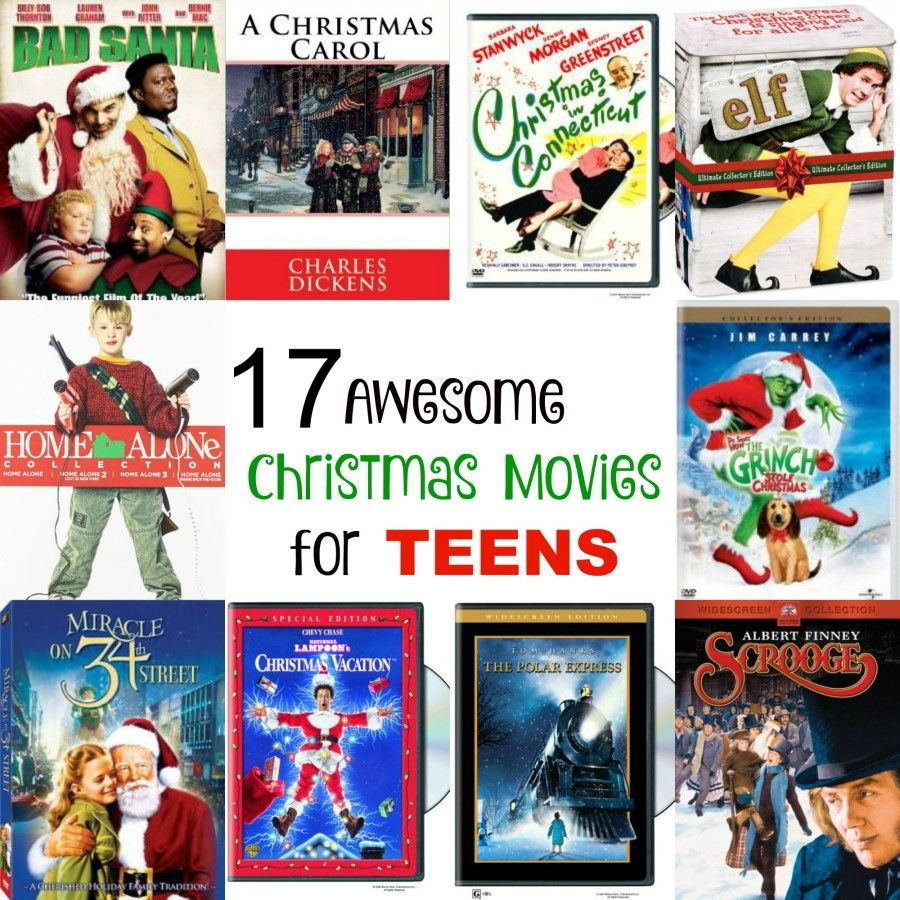 Best Christmas Movies For Teens For A Fun Family Movie Night Christmas Movie Night Best Christmas Movies Christmas Movies