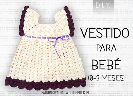 ropa de bebe a crochet patrones gratis