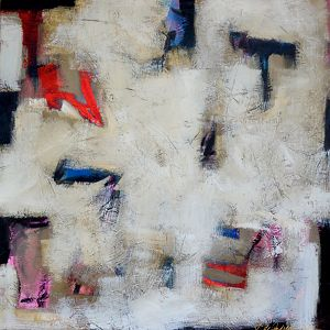 Artists Of Texas Contemporary Paintings and Art - Returning Home - Original Abstract Painting by Texas Contemporary Artist Filomena de Andrade Booth