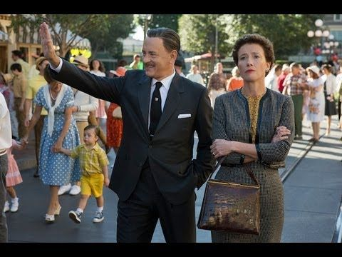 Saving Mr Banks Trailer Official Disney Hd I Want To See This So Bad Saving Mr Banks Bank Movies Emma Thompson