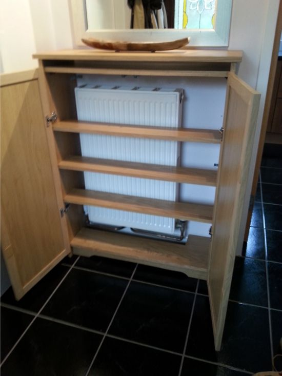 Radiator Cover From Billy Bookcase Ikea Hackers Http Www Ikeahackers
