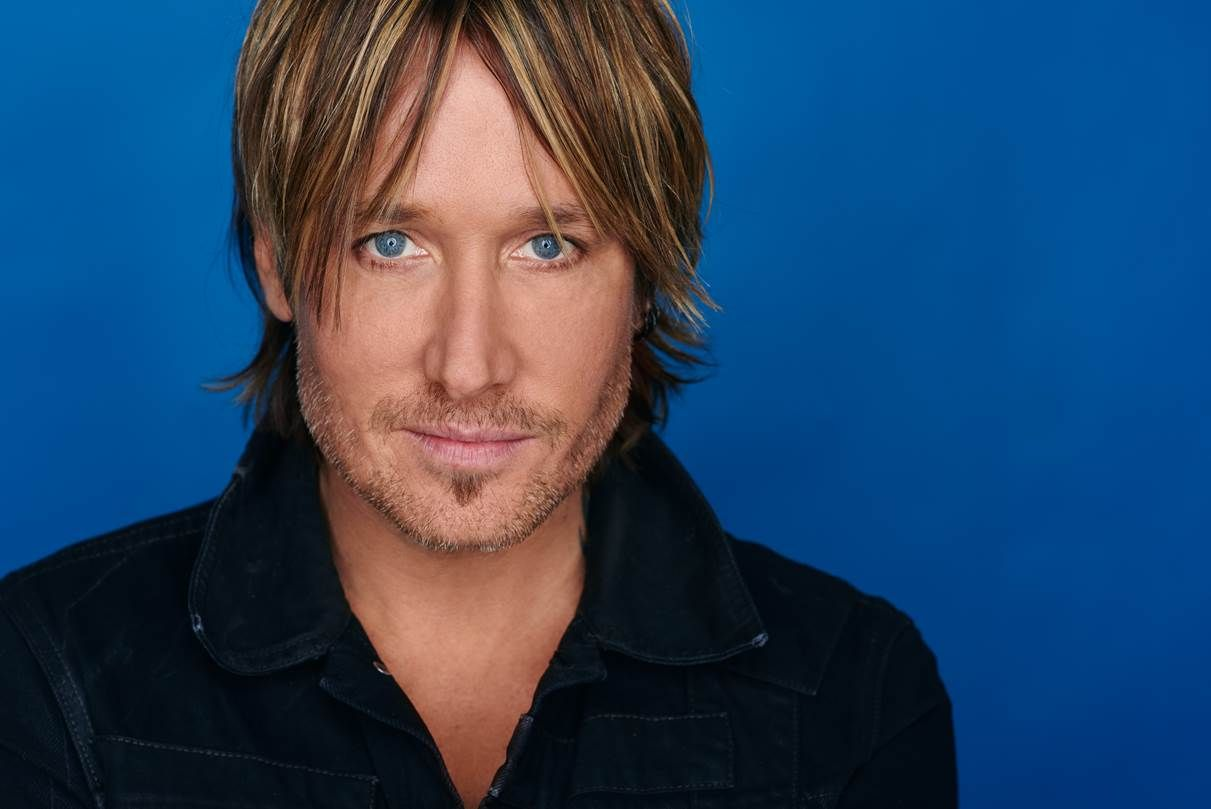 Keith urban scores nd no hit with ublue ainut your coloru the