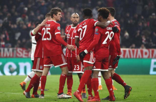 Cl Bayern Besiktas