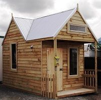 The Wow Sleepout Made By Ken In Whangarei House Built