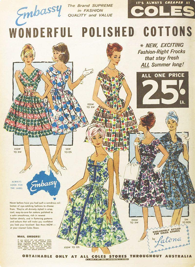 404 Not Found Fashion Mid Century Fashion 1960 Fashion