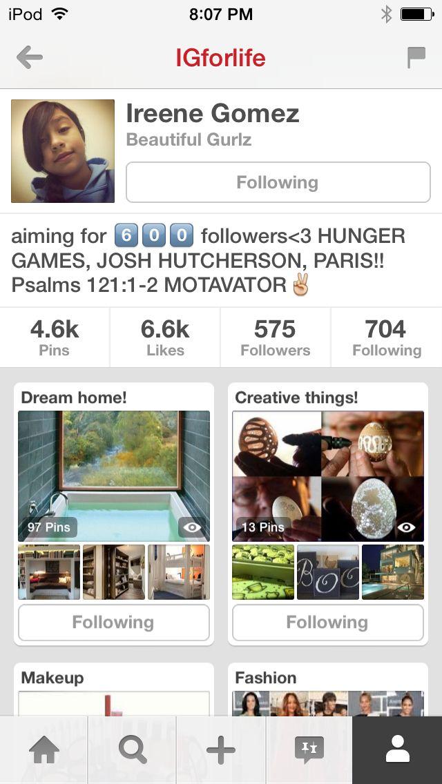 Go follow her !!! ❤️