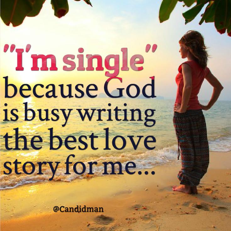 God why am i single